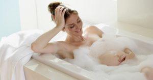 можно ли беременным принимать ванны