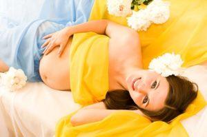уход за лицом во время беременности
