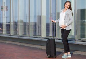 можно ли беременной летать на самолете