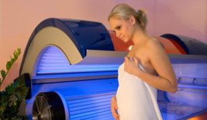 можно ли беременным ходить в солярий