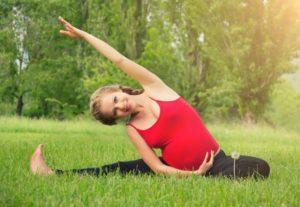 режим дня беременной женщины