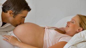 оргазм во время беременности