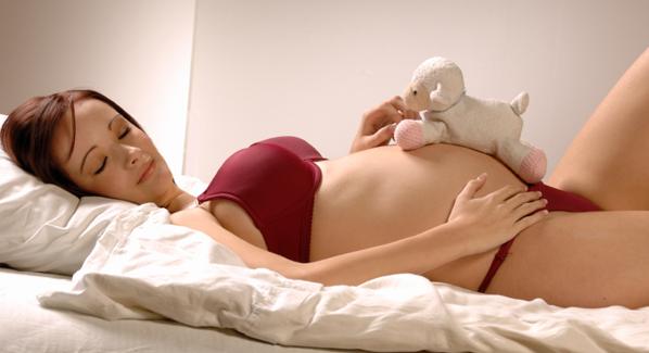 Беременности при оргазм сне во