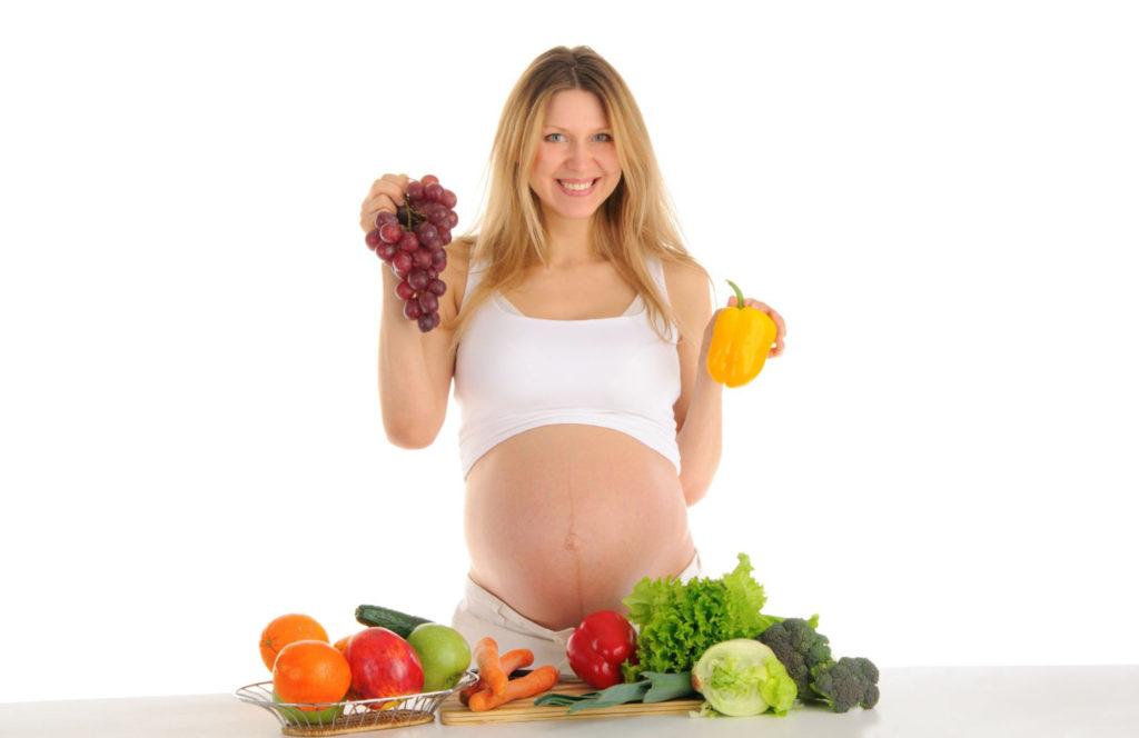 как не поправиться во время беременности