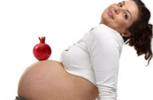 гранат при беременности