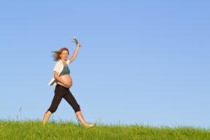ходьба при беременности