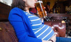 Можно ли пить пиво при беременности в небольшом количестве