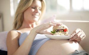 как справиться с аппетитом во время беременности