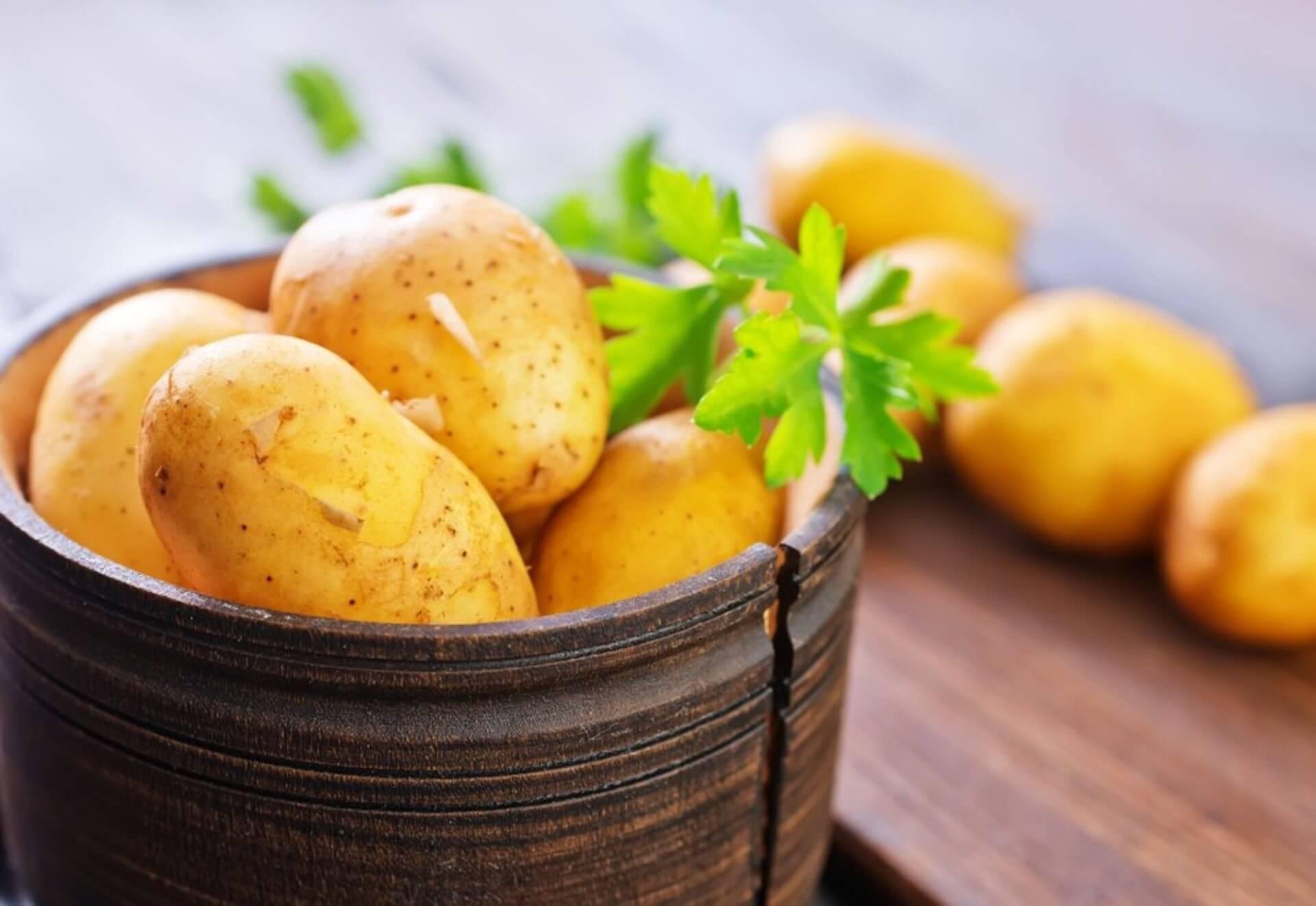 картошка при беременности